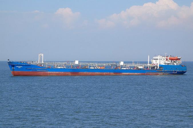 капитан танкера «кинул»